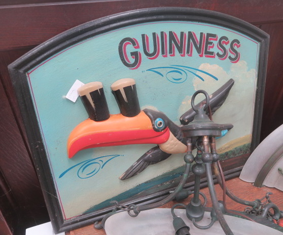 Image of Pub Guinness Sign