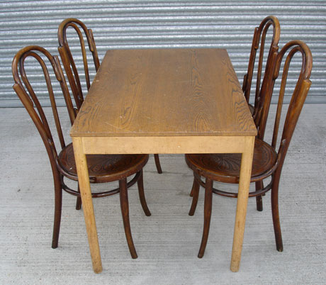 Rectangular Ercol Pub Table